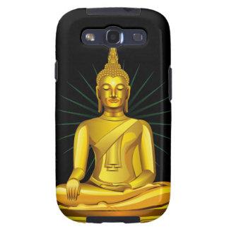 Golden Buddha Samsung Galaxy S3 Case Samsung Galaxy SIII Cover