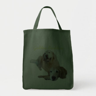 Golden Buddies Tote Bag