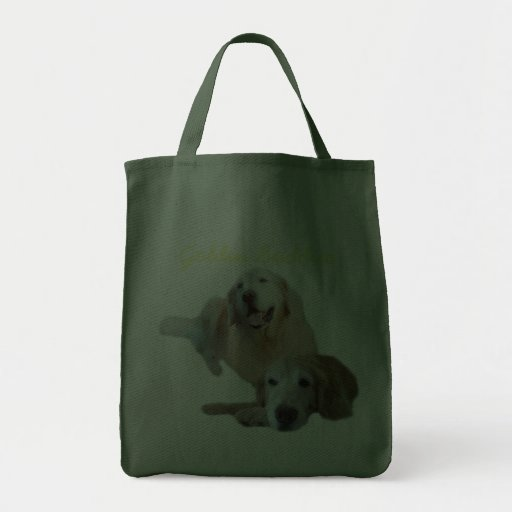 Golden Buddies Tote Bag