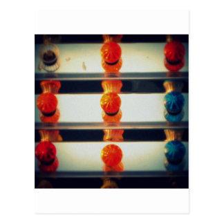 Golden Bulbs Postcards