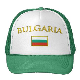 Golden Bulgaria Trucker Hat