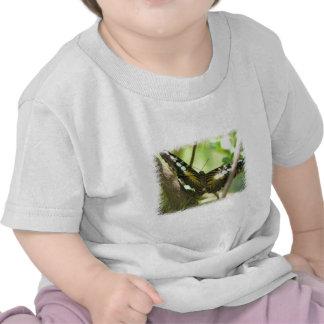 Golden Butterfly Baby T-Shirt