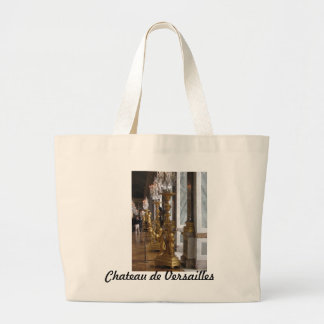Golden Candelabras, Chateau de Versailles Tote Bags