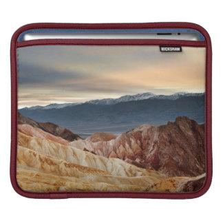 Golden Canyon at Sunset iPad Sleeve