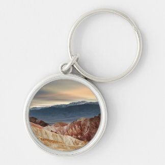 Golden Canyon at Sunset Keychain
