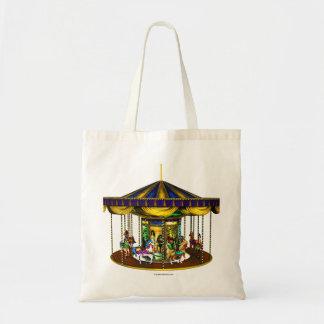 Golden Carousel Bags