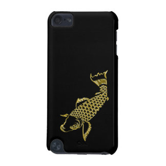 Golden Carp iPod Touch 5G Cover