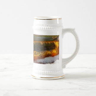 Golden Cascade mug