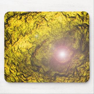Golden Cave Mousepad