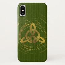 Golden Celtic Knot