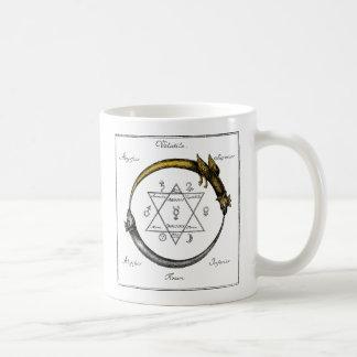 Golden Chain of Homer Classic White Coffee Mug