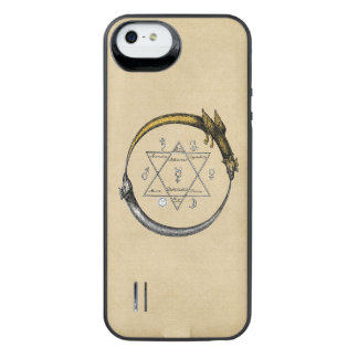 Golden Chain of Homer iPhone SE/5/5s Battery Case
