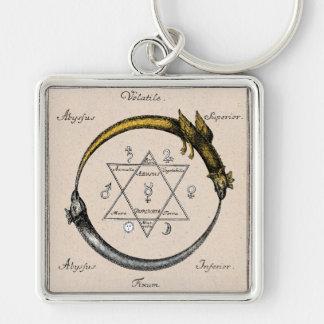 Golden Chain of Homer Keychain