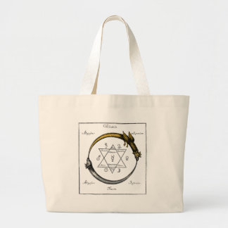Golden Chain of Homer Large Tote Bag