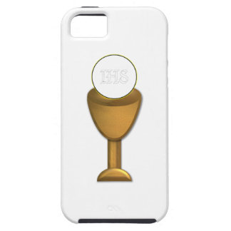 Golden Chalice and Host - Holy Communion iPhone SE/5/5s Case