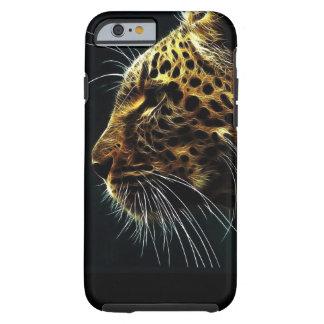Golden Cheetah Case Tough iPhone 6 Case
