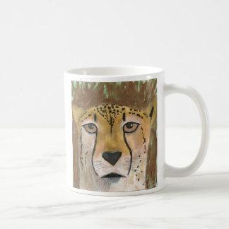 Golden Cheetah Mug