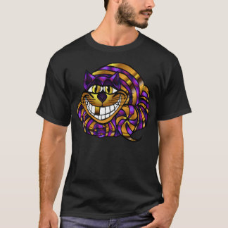 Golden Cheshire Cat Shirt