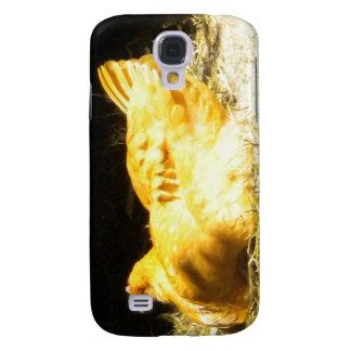 Golden Chicken Samsung Galaxy S4 Case
