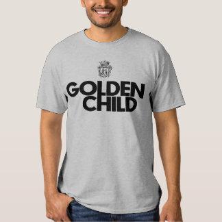 Golden Child (black lettering) Shirt