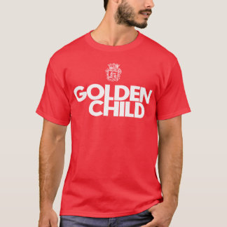 Golden Child (white lettering) T-Shirt