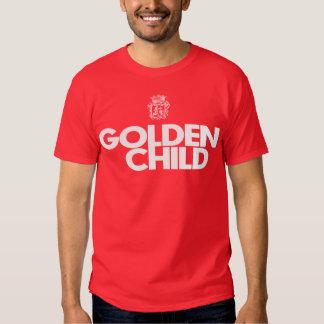 Golden Child (white lettering) Tee Shirt