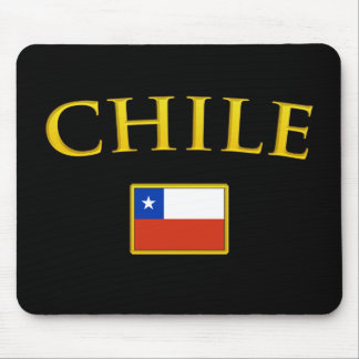 Golden Chile Mouse Pad