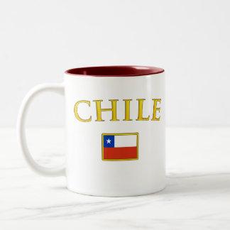 Golden Chile Mugs