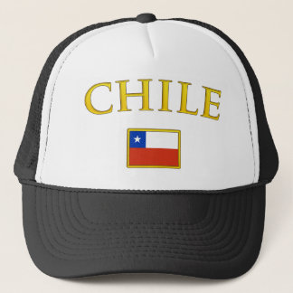 Golden Chile Trucker Hat