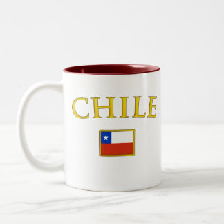 Golden Chile Two-Tone Coffee Mug