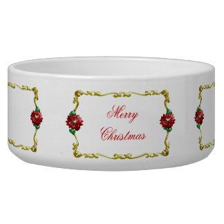 Golden Christmas #1 Bowl