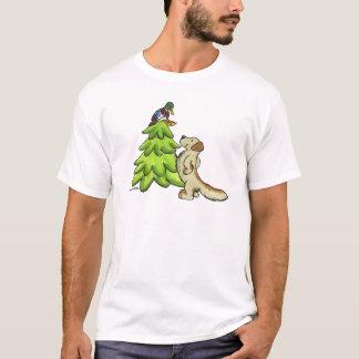 Golden_Christmas T-Shirt
