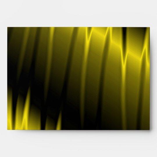 Golden Claws Envelope