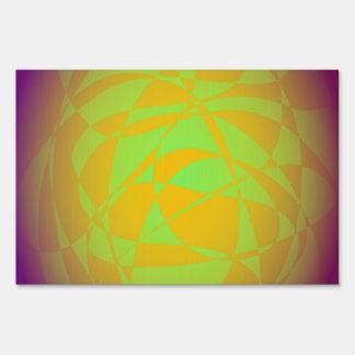 Golden Cocoon Sign