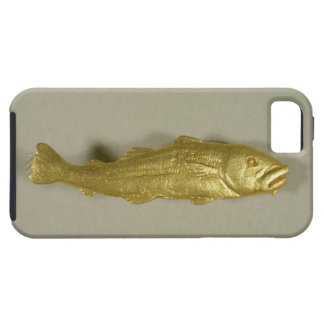 Golden Cod iPhone Cover