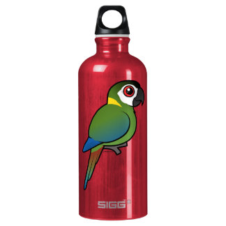 Golden-collared Macaw Water Bottle