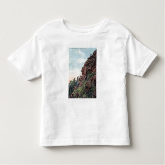 Golden, Colorado - Lookout Mountains View Toddler T-shirt
