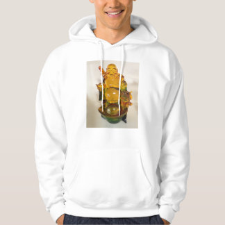 Golden colored budda hoodie