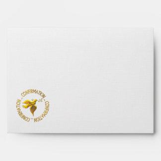 Golden Confirmation and Holy Spirit Envelope