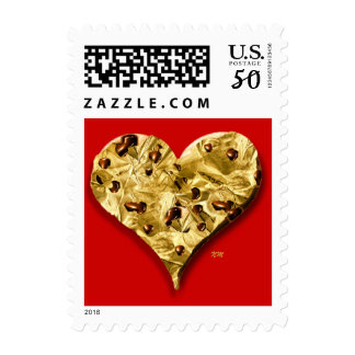 Golden Cookie, small! Postage