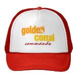 """""""GOLDEN CORRAL COMMANDO"""" - Trucker Hat! Trucker Hat"""