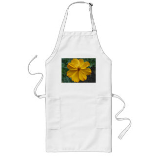 Golden Cosmos Long Apron