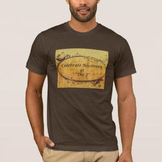 "Golden - CR at ""The J"" T-Shirt"