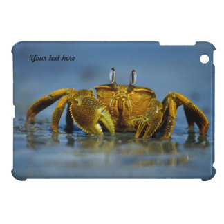 Golden Crab - Customize iPad Mini Cases