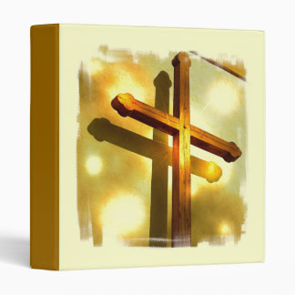 Golden Cross Binder