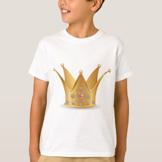 Golden crown 2 T-Shirt