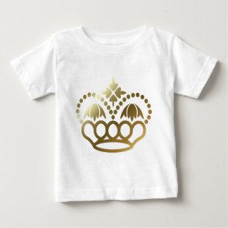 Golden Crown Baby T-Shirt