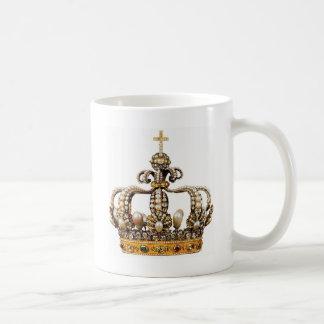 Golden Crown I Coffee Mug