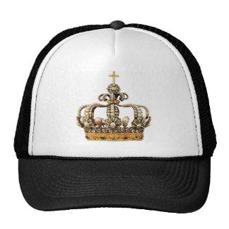 Golden Crown I Trucker Hat