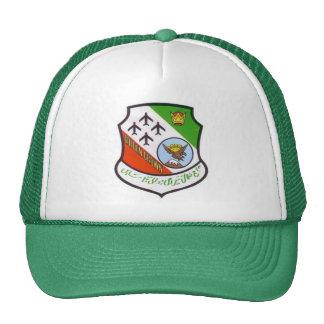 Golden Crown Sabre Logo Hat